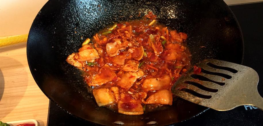 家常红烧豆腐的简单做法