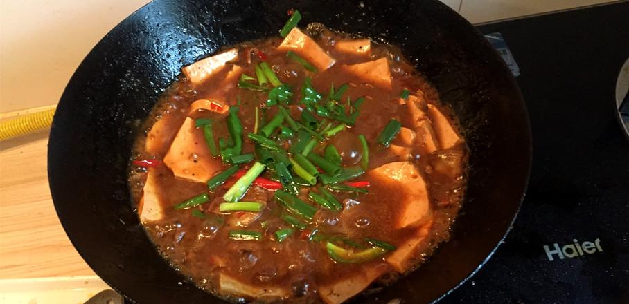家常红烧豆腐怎么炒