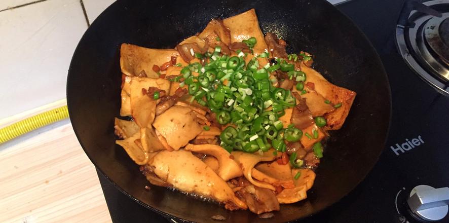 干锅千叶豆腐/千页豆腐怎么做