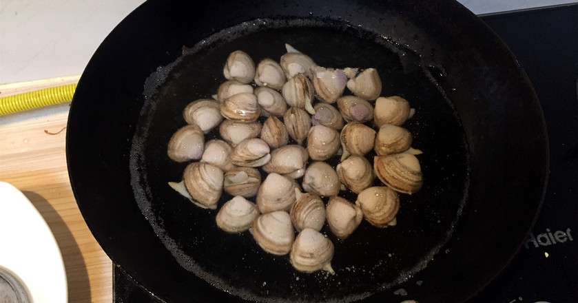 家常炒蛤蜊的做法大全