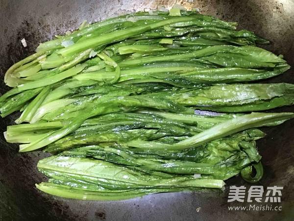 蚝油油麦菜怎么吃