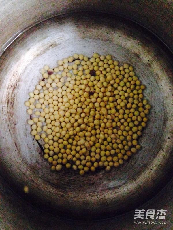 香醇原味无渣豆浆的步骤