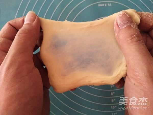 红豆沙面包卷的家常做法