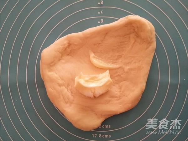 红豆沙面包卷的简单做法
