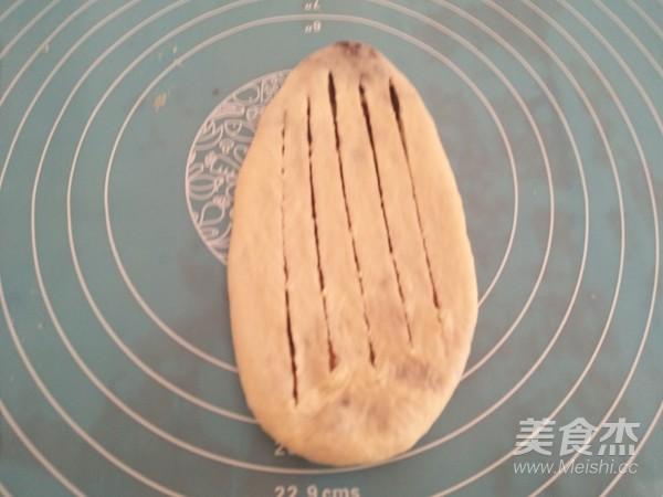 红豆沙面包卷怎么煸