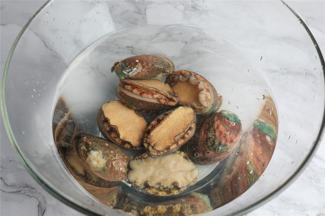 蒜蓉豉汁蒸鲍鱼的做法大全
