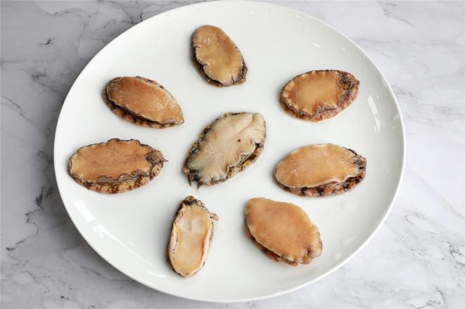 蒜蓉豉汁蒸鲍鱼的做法图解