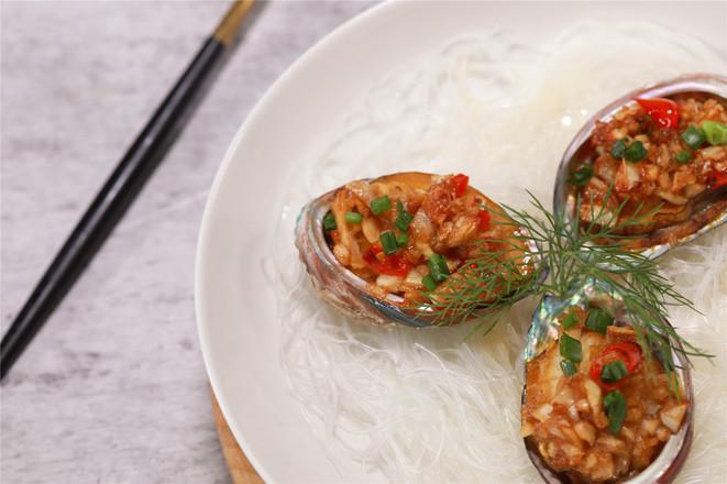 蒜蓉豉汁蒸鲍鱼怎么煮