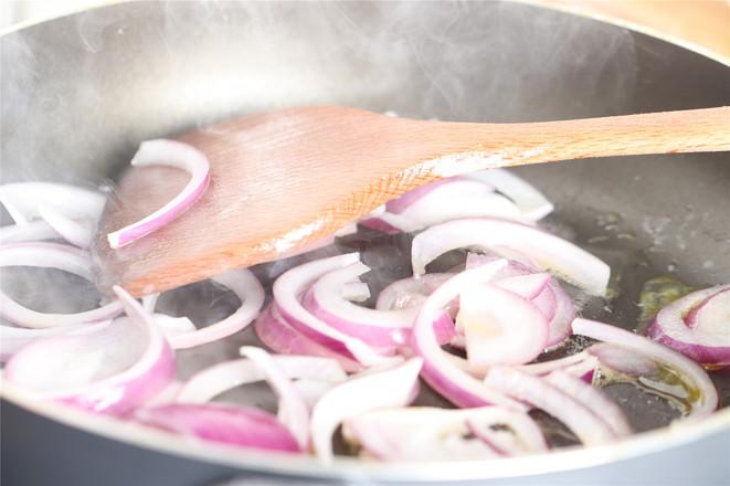 菌菇奶油汤的步骤