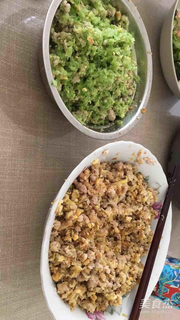 白菜猪肉饺子的做法图解