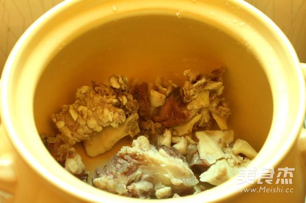 韩式牛尾汤怎么炒