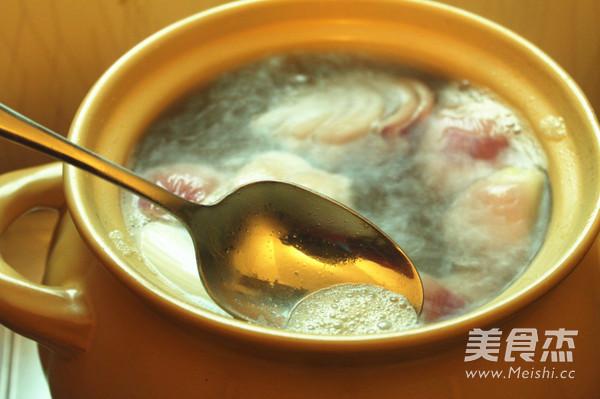韩式牛尾汤怎样煸