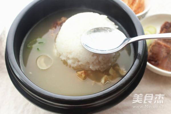 韩式牛尾汤的制作大全