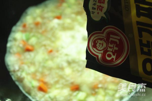 韩式炸酱面的制作方法