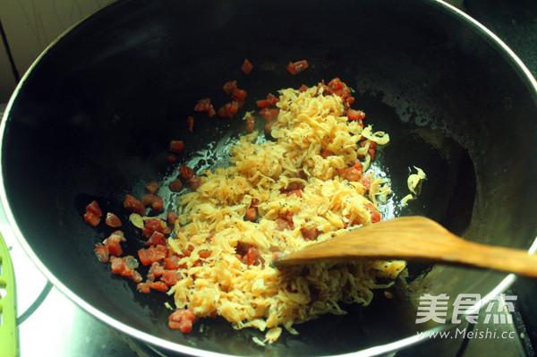 广东腊味萝卜糕怎么煮