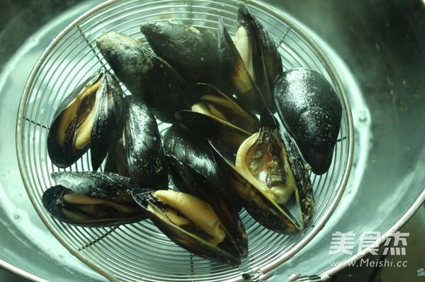 海鲜芦笋烩饭怎么做