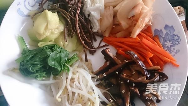 韩式全州拌饭怎样炒