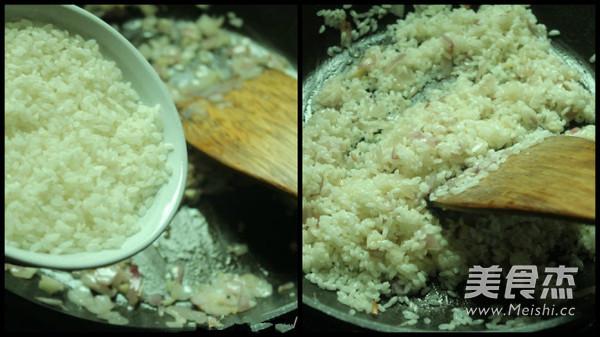 海鲜芦笋烩饭怎样煸