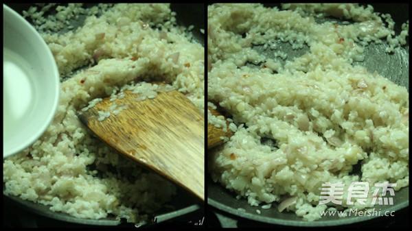 海鲜芦笋烩饭怎样做
