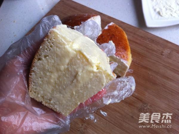奶酪包怎样炒