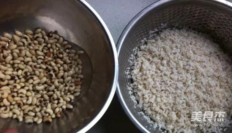 红枣豇豆肉粽的做法大全