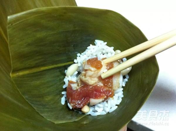 红枣豇豆肉粽怎么煮