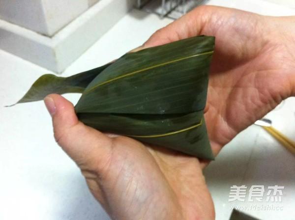 红枣豇豆肉粽怎样做