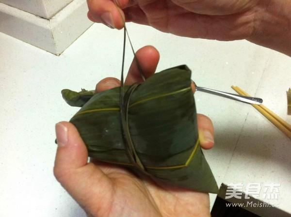 红枣豇豆肉粽怎样炒