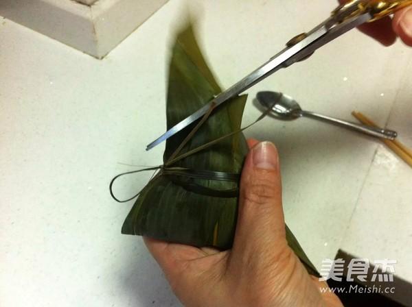 红枣豇豆肉粽怎样煮
