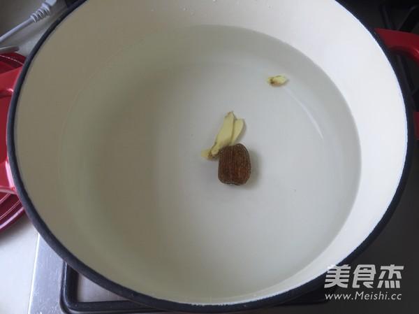 排骨山药汤的做法图解