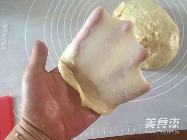 水蜜桃面包的简单做法
