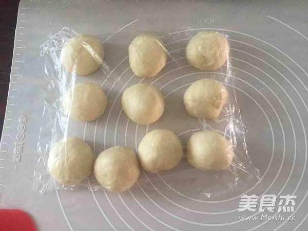 水蜜桃面包怎么炒