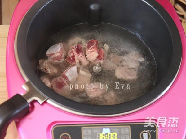 无肉不欢-白萝卜炖牛腩的家常做法