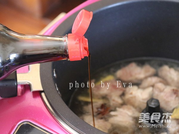 无肉不欢-白萝卜炖牛腩怎么炒