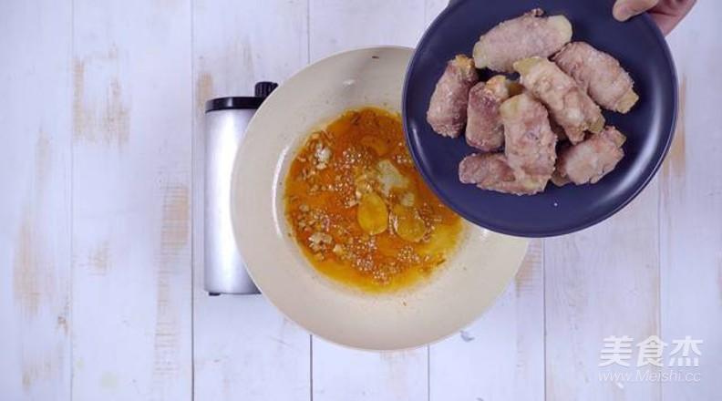 糖醋土豆里脊肉卷怎么煮