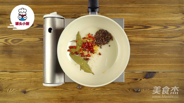 懒人版香辣水煮肉的家常做法