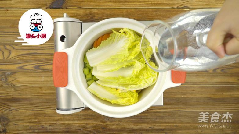 自制无添加蔬菜高汤!的家常做法