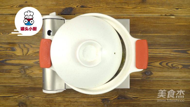 自制无添加蔬菜高汤!的简单做法
