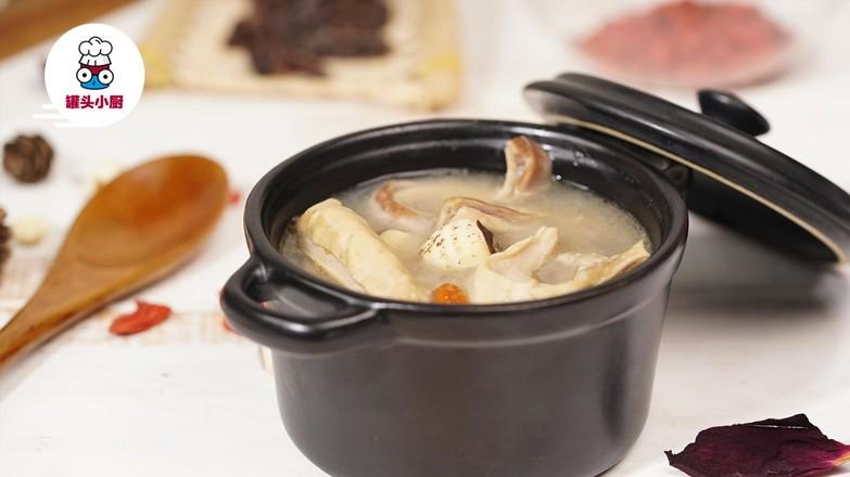 电饭煲养胃莲子猪肚汤怎么做