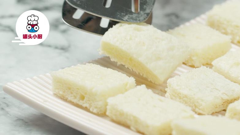 微波炉自制面包糠的家常做法