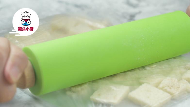 微波炉自制面包糠的简单做法