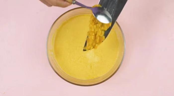 零难度橘子玛芬的简单做法