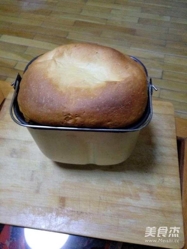 蜂蜜牛奶葡萄干面包怎么炒