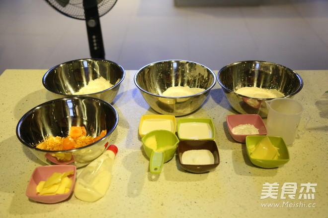 不一样的黄金月饼酥的做法大全