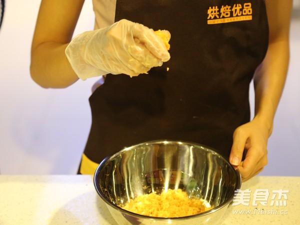 不一样的黄金月饼酥怎么吃