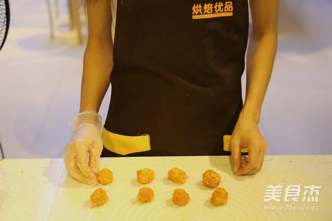 不一样的黄金月饼酥怎么炒