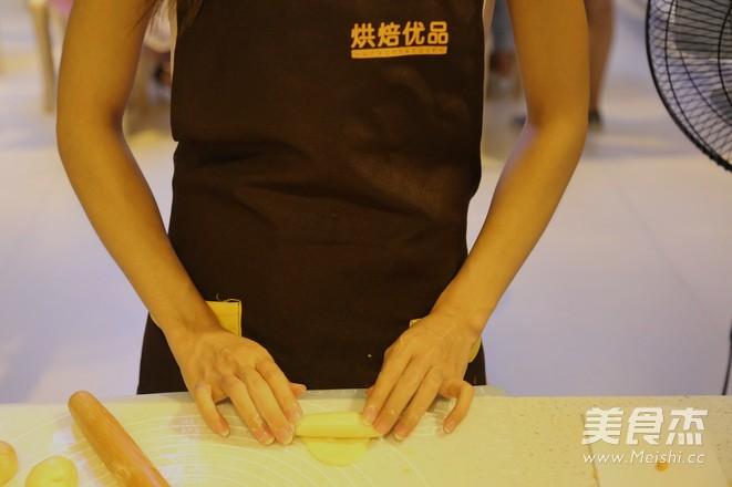 不一样的黄金月饼酥怎样做