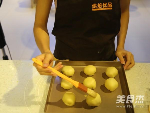 不一样的黄金月饼酥的制作方法