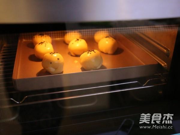 不一样的黄金月饼酥的制作大全