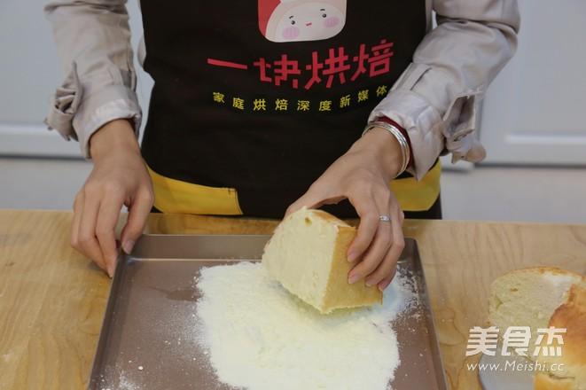 入门面包——奶酪面包怎样煮